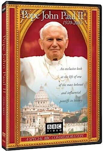 Pope John Paul II (DVD, 2005)