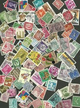Worldwide Stamps Collection . Lots 100+ different stamps. - $1.53