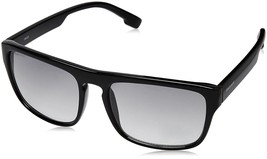 Fastrack Rectangular Sunglasses Black (P264BK2) - $52.35