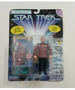 Star Trek 1996 Playmates Admiral William T Riker Action Figure New Old S... - $14.01