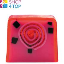 HYPNO-THERAPY Soap Bomb Cosmetics Nectarines Bergamot Handmade Natural New - $4.94