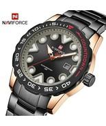 NAVIFORCE® Watches Mens Watches Luxury Business Men Military Sport Quart... - $36.81+