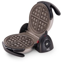 NEW Presto 03510 Ceramic FlipSide Belgian Waffle Maker FREE SHIPPING - ₹4,184.86 INR