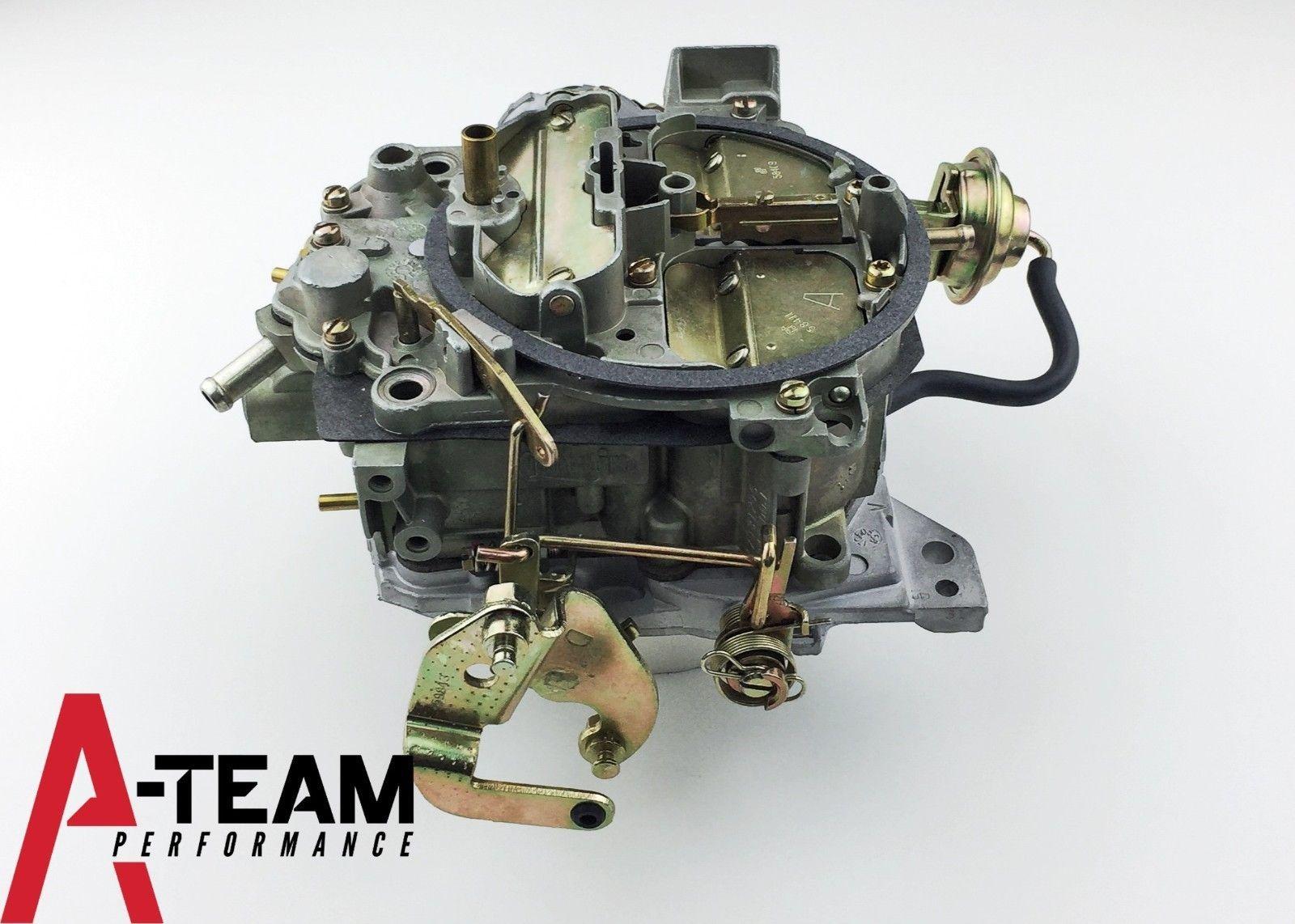 S L on Rochester 2 Bbl Carburetor