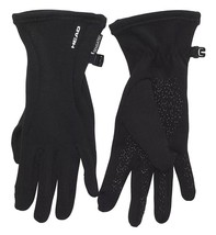 HEAD Women's Black or Heather Grey Sensatec Touchscreen Running Gloves NWT