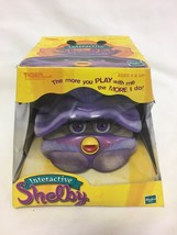 Vintage Original 2001 Electronic SHELBY with Original Box & Tags (Furby ... - $99.00