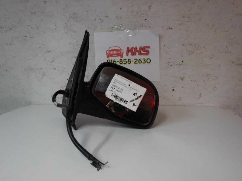 Primary image for Passenger Side View Mirror Power 2 Door Fits 95-97 01-03 EXPLORER 88932