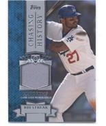 2013 Topps Chasing History Relics #CHR-MK Matt Kemp Dodgers NM-MT (Memor... - $11.99