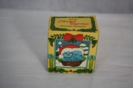 Avon Nestled Together 1982 Ornament - $17.59