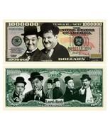 Set of 100 - Laurel and Hardy Million Dollar Bill - €21,32 EUR