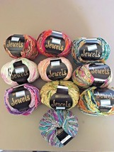 KARABELLA JEWELS - BULKY WT - TACTEL/NYLON/COTTON YARN - - $8.15 CAD