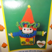Lollipop Doll Pattern Cupcake Corner Dumplin Designs Crochet 1985 UP 7 - $9.99