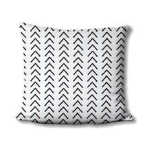 Mudcloth Pillow - Boho Chic - Tribal Decor - Southwestern Decor - Premie... - $19.99
