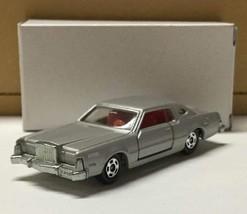 Rare vintage Tomica Lincoln Continental Mark V V Box Foreign car series2 - $207.89