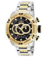 Invicta Men's Speedway Quartz Stainless-Steel Strap, Two Tone, 24 Casual... - $211.99
