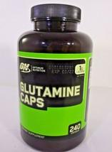 Optimum Nutrition Glutamine Caps 240ct 23-O  - $20.69