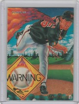 1995 Fleer - Pro-Vision #1 Mike Mussina - $1.00