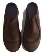 Merrell Men's Topo Wave Slide Moccasin Dark Brown Slip-ons 11 D - $60.38