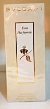 Bvlgari Eau Parfumee Au The Blanc 5oz / 150ML Eau de Cologne Discontinued - $128.69