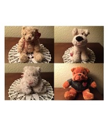 Lot of Assorted RETIRED Plush Bears and Dogs - $35.00