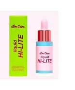 LIME CRIME Liquid HI LITE Highlighter BLUE ICE In Box I SHIP IN 2 DAYS! - $19.79