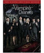 The Vampire Diaries Complete Eighth and Final Season 8 Eight NEW 3-DISC ... - $21.73