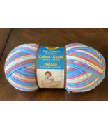 Lion Brand Ice Cream Big Scoop 10 oz Yarn Superman NEW - $13.99