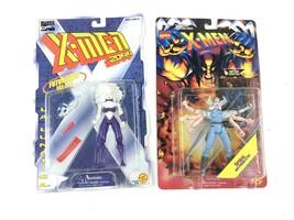 X-MEN 2099 Futuristic JAI-LAI & Spiral Arm-Spinning Action Figures New &... - £11.56 GBP