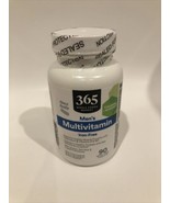 Whole Foods 365 EVERYDAY VALUE Men's MULTI IRON-FREE- 90 TABLETS New - $24.95