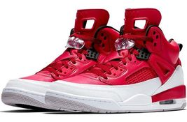 """NIKE AIR JORDAN SPIZIKE """"GYM RED"""" SIZE 11.5 BRAND NEW FAST SHIPPING (315... - $109.55"""