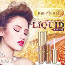 PNF® New Liquid Eye Shadow Flash Powder Liquid Scintillation Stick Beaut... - $4.40