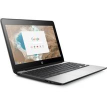 HP Chromebook 11A G6 Ee Chromebooks Intel Celeron 1.10 GHz 4 GB Ram 16GB eMMC - $79.19