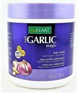 nuNAAT Garlic Magic Intense Hydration Hair Mask 17.6 oz - $16.99
