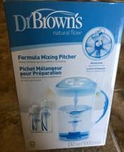 NEW Dr. Brown's Formula Mixing Pitcher Baby Milk Powder Blender Bottle- ... - $18.80