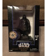 Star Wars Darth Vader Electronic Talking Bank '96 (Dallas/Ft. Worth Pick... - $46.00