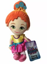 """Disney Junior Dance Party On Tour 11"""" Fancy Nancy Plush Displayed With Tags - $16.78"""