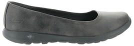 Skechers GO Walk Lite Slip-On Shoes Gem Charcoal 6.5W NEW A347418 - $31.66