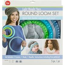 Boye Artsi2 BOY3702102001 Loom Round Set Light Weight Yarn - $39.99 CAD