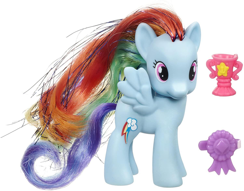 Image 0 of Hasbro My Little Pony Rainbow Dash Figurine, Hasbro