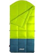Coleman Kompact Sleeping Bag 40D Contour Camping Hunting MUM SPACE GREEN- - $90.00