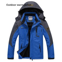 DD high level men's thick warm Outdoor Jacket Coat waterproof and wind p... - $68.34