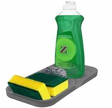 Sponge Holder for Kitchen Sink Organizer Tray [Newest Version with Drain... - $16.33