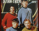 Star Trek The Original Series 2013 Calendar