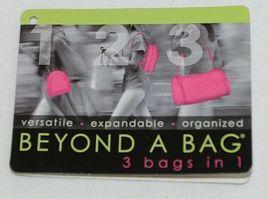 GANZ Brand Beyond A Bag Collection BB215 Lemon Zing Color Backpack Duffle image 8