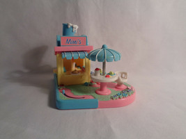 1995 Mimi and the Goo Goos Mimi's Big Bite Burger Bar - as is - no figures - $15.35