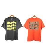 "NWT Duck Dynasty Commander ""HAPPY HAPPY HAPPY"" Phil Robertson T-Shirt So... - $14.99"
