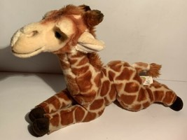 Toys R Us Geoffrey Giraffe Plush Stuffed Animal Vintage 2000 Laying Rare - $18.99