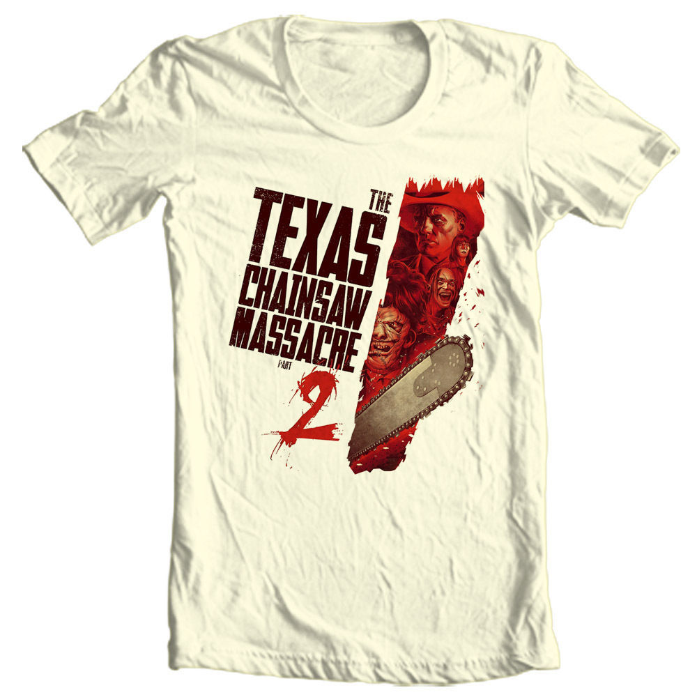 Insaw massacre 2 t shirt for sale online leatherface graphic tee shirt store classic horror film