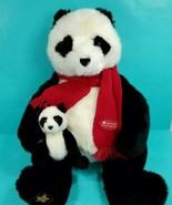 Gund Wish Panda Bear Smithsonian National Zoo With Baby May Dept Store 1... - $44.54