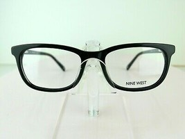 Nine West NW 5169 (001) Black 52-17-135  Eyeglass Frame - $59.35